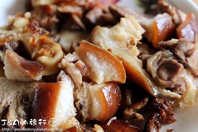 【宅配美食】李媽媽古早味封肉豬腳–豬腳皮Q肉香,微波即食超方便!伴手禮推薦!