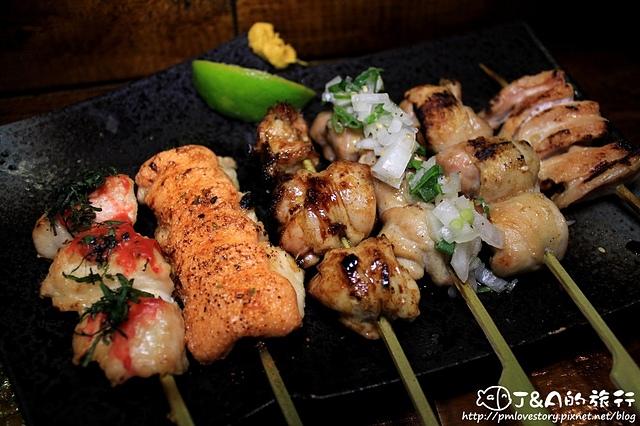 【捷運忠孝敦化】一氣爐端燒 IKKI Robatayaki–用船槳送餐,推薦牛舌&松阪豬,東區市民大道單點式燒烤店。