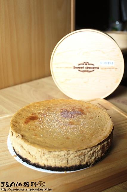 【宅配】Cheers 起司工坊–藍山咖啡重乳酪與oreo餅乾迸出新火花~