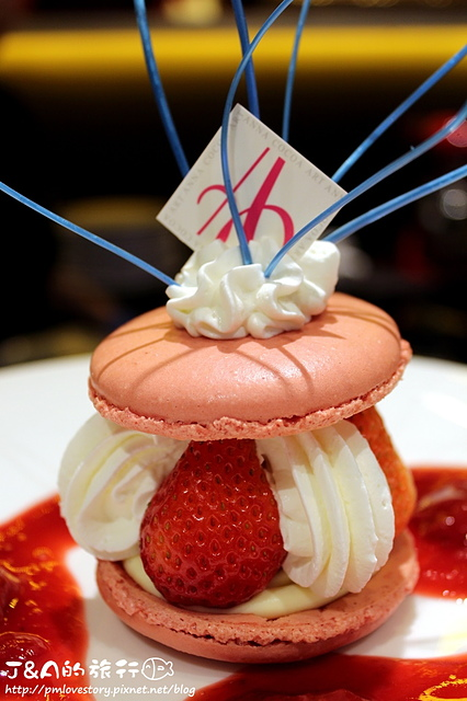 【捷運市政府】安娜可可藝術坊 Anna Cocoa Art–超好拍!美麗又精緻的法式拉糖甜點~ 微風松高門市 捷運市政府