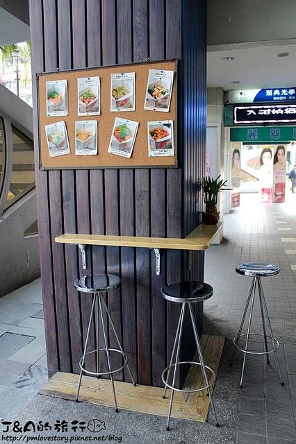 【捷運公館】Big Mouth 大嘴義式麵飯料理–平價也有餐廳品質!海膽燉飯&明太子鮮蝦義大利麵好濃郁~外帶式義大利麵。