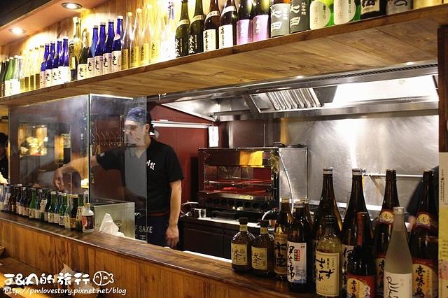 【捷運忠孝敦化】川賀燒烤居酒屋(市民店) 烤魚包了滿滿明太子!奶油螃蟹香氣十足。 市民大道餐廳 市民大道美食