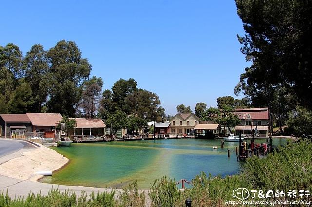 【美國西岸♥Universal City】好萊塢環球影城 Universal Studios Hollywood–超震撼的空難場景! 遊園列車 Studio Tour分享~