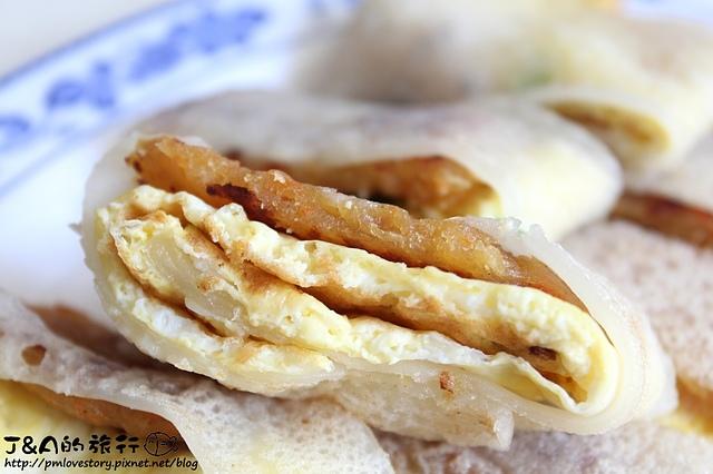 【宜蘭/羅東】水如意早餐店–Q嫩三星蔥手工蛋餅,鮮甜蔥香好好吃~ 羅東車站早餐店