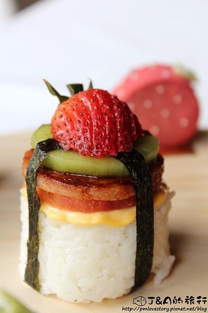 超可愛的下午茶,以新鮮水果製作清爽不甜膩唷~ 美麗信花園酒店下午茶(青庭花園餐廳) 午後戀習曲(繽紛果樣點心組) 捷運忠孝新生