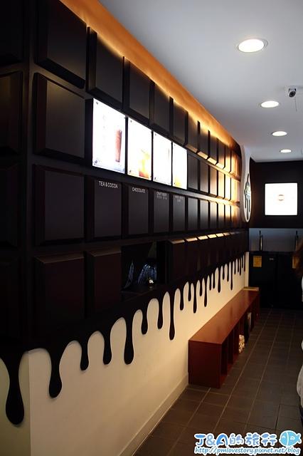 【台北車站】 提米可可 Timi Cococa–好喝的可可.抹茶紅豆在這裡!草莓木輪蛋糕也不錯~  巧克力專賣店/可可專賣店