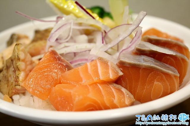 靜壽司 份量十足的生魚丼185元就吃的到!【捷運公館/台大】公館美食/公館日本料理
