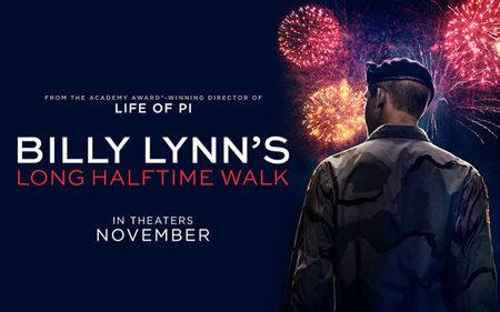 【電影心得】比利•林恩的中場戰事 Billy Lynn's Long Halftime Walk。比利林恩影評/比利林恩的中場戰事影評/比利林恩的中場戰事心得/比利林恩的中場戰事評論/比利林恩的中場戰事評價/半場無戰事