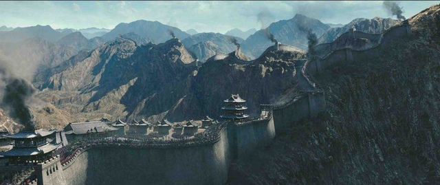 【電影心得】長城 The Great Wall。長城影評/長城心得/長城評論/長城評價/The Great Wall影評/長城短評