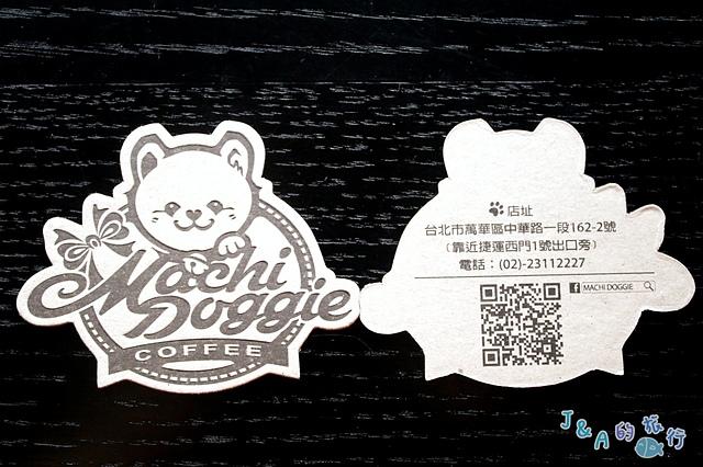 Machi Doggie-可愛棉花糖拿鐵&造型鬆餅好好拍!Machi Doggie Fashion & Coffee【捷運西門】台北寵物友善餐廳/西門町餐廳/西門町聚餐餐廳/