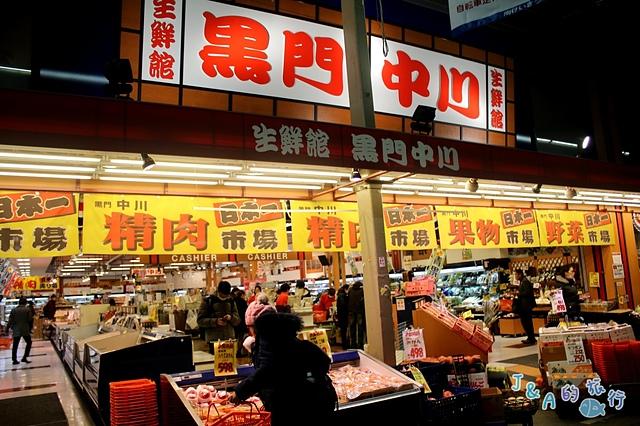 【日本大阪住宿】彩虹宿泊民宿–步行1分鐘就到黑門市場,鄰近道頓崛商圈、難波車站