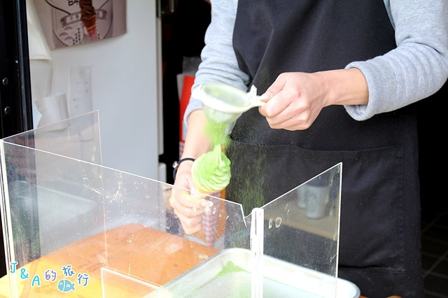 【日本京都美食】ますだ茶舗(增田茶舖)–京都宇治必吃甜點,平等院前的抹茶霜淇淋濃郁好吃!