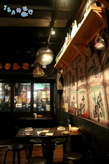 【捷運行天宮/居酒屋】川賀居酒屋–肥美紅喉.鮮甜奶油螃蟹都讓人念念不忘!中山美食/中山區餐廳
