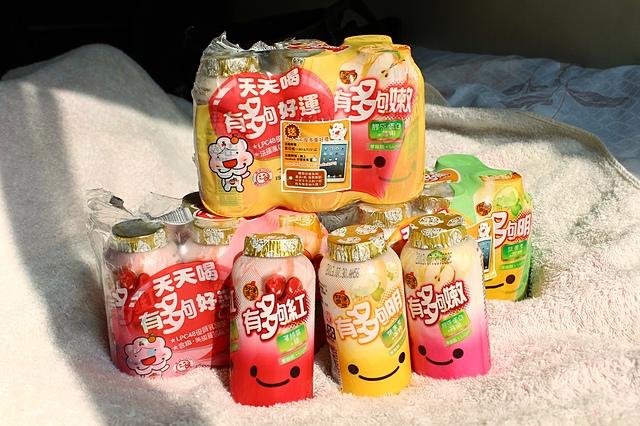 【超商飲料】好運多多–酸酸甜甜的多多,好喝又健康!
