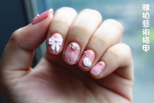 【捷運忠孝復興】雅柏藝術指甲 Albert nails–凝膠指甲初體驗,美甲師服務好親切^^