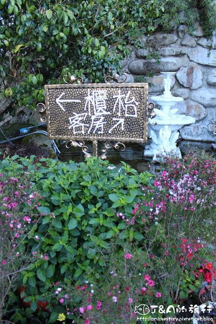 【南投/清境】清境白雲渡假山莊 住宿篇–綠色情漾房,飽覽美麗景色~到清境跨年住宿可以參考嚕!